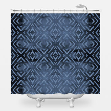 Hipsters Shower Curtain