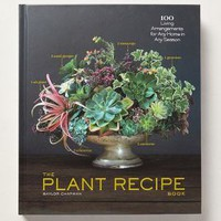 The Plant Recipe Book by Anthropologie Black One Size Gifts
