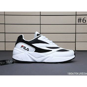 FILA VENOM 94 new men and women low to help retro old shoes F-A0-HXYDXPF #6