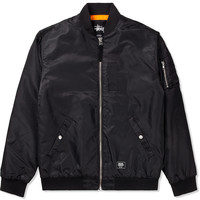Black MA1 II Jacket