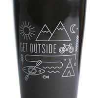 The Created Co. 'Get Outside' Tumbler | Nordstrom