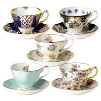 1900-1940 Royal Albert Teacups
