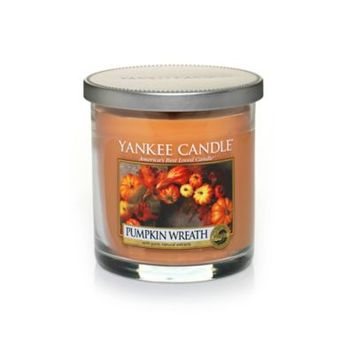 Yankee Candle® Pumpkin Wreath Small Candle Tumbler