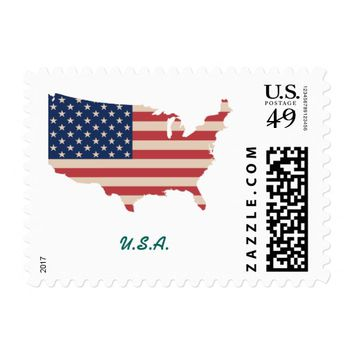 49 Cents US Postcard Stamps