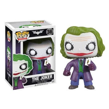 Batman Dark Knight Joker Pop Vinyl Figure