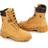 Walmart: Herman Survivors - Men's Big Timber II Work Boots, Wide Width