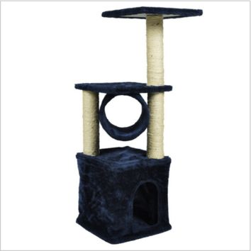 Deluxe Cat Tree Play Toy House
