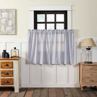 Cape Cod Tier Curtains 36""