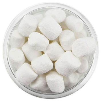 Tiny White Marshmallows