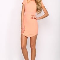 HelloMolly | Kate Dress Orange - New In