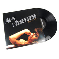 Amy Winehouse: Back To Black Vinyl LP