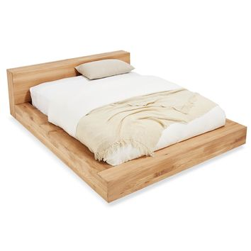 Ethnicraft Oak Bed