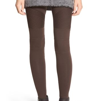 BP. Pintuck Seamed Leggings | Nordstrom
