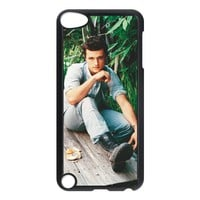 Josh Hutcherson iPod Touch 5 Case, VICustom Protective Cover for iTouch 5 (Black&White) - Retail Packaging