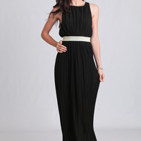 Slow Dance Maxi Dress