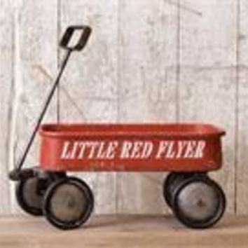Little Red Flyer Wagon