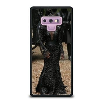 ONCE UPON A TIME EVIL QUEEN Samsung Galaxy Note 9 Case