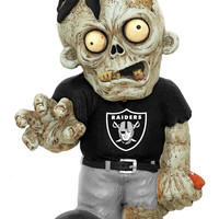 Oakland Raiders Zombie Figurine