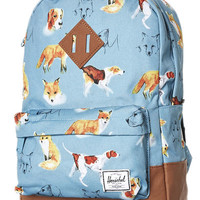 HERSCHEL SUPPLY CO KIDS HERITAGE BACKPACK - FOXWOOD