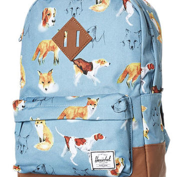 a6d00123f39 HERSCHEL SUPPLY CO KIDS HERITAGE BACKPACK - FOXWOOD