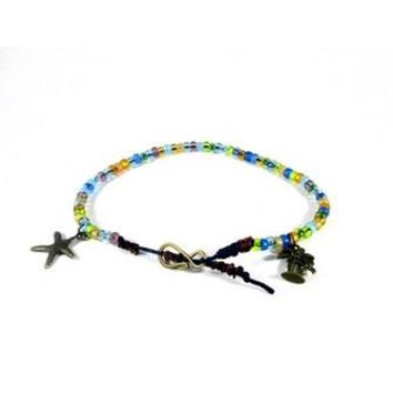 Sea Spray Ankle Bracelet