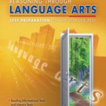 Steck-Vaughn GED Test Preparation Student Workbook Reasoning Through Language Arts
