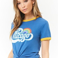 Chicago Graphic Ringer Tee