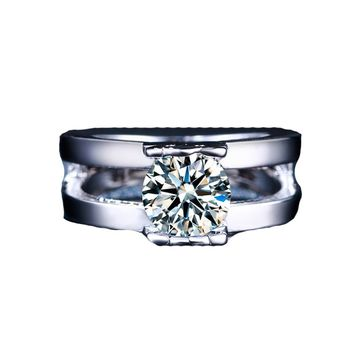 Double Two Band Ring