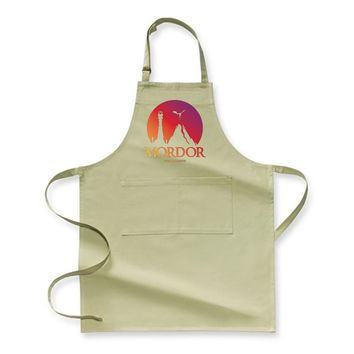 Visit Mordor, Lord Of The Rings Apron