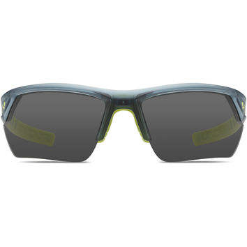 Under Armour Igniter 2.0 Sunglass Satin Crystal Gray / Gray