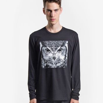 Night Prophet Long Sleeve Tee