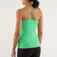 Lululemon Casual Crisscross Gym Yoga Sport Running Vest Tank Top Cami