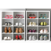 8-Pair Shoe Organizer