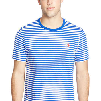 Custom-Fit Striped T-Shirt