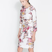 SPECIAL QUALITY DRESS - Woman - New this week | ZARA United States