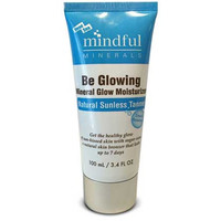 Mindful Minerals Be Glowing Natural Self Tanner