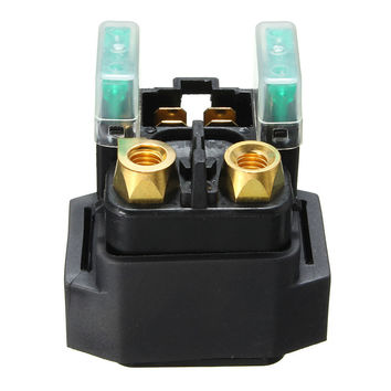 Motorcycle Starter Solenoid Relay  Ignition Switch For Yamaha YXR 660 Rhino 2004 2005 2006 2007 2008 2009