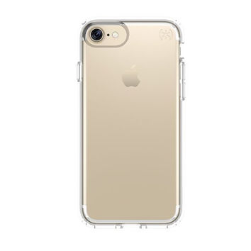 Speck Products Presidio Clear Cell Phone Case for iPhone 7 - Clear