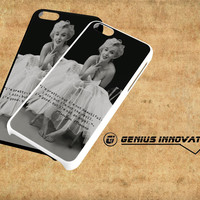 Marilyn Monroe-D50644 Samsung Galaxy S3 S4 S5 Note 3 , iPhone 4(S) 5(S) 5c 6 Plus , iPod 4 5 case