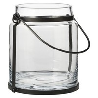 Smith & Hawken® Glass Hurricane Lantern - 7""