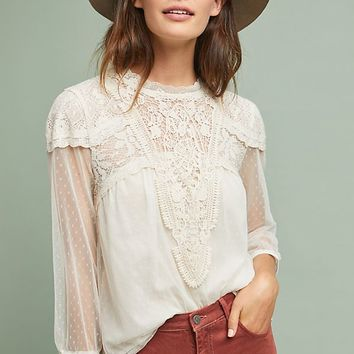 Tullemore Lace Top