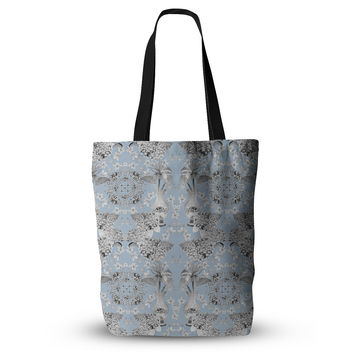 "DLKG Design ""Versailles Blue"" Everything Tote Bag"