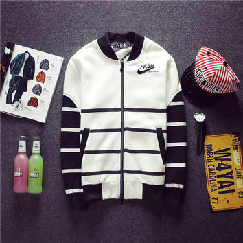 Cotton Hoodies Couple Jacket [6541170563]