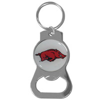 Arkansas Razorbacks Bottle Opener Key Chain SCKB12