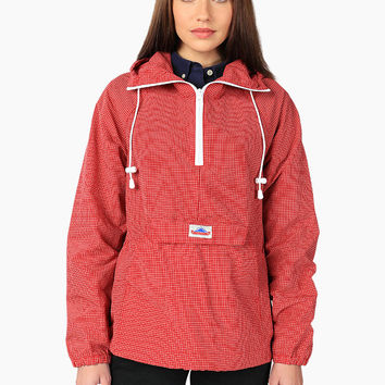 Penfield Women's Pac Jac Packable Ripstop Jacket Red