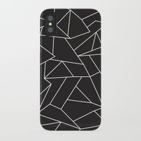 Abstract iPhone Case by Printerium