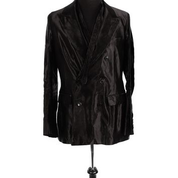 Dries Van Noten Silk Dinner Jacket