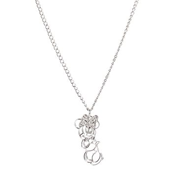 Disney Minnie Mouse Necklace