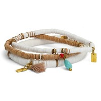 Chan Luu Bead Stretch Bracelets (Set of 3) | Nordstrom