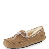 Dakota Tie-Slipper, Tobacco - UGG Australia